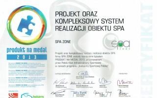 Produkt na medal