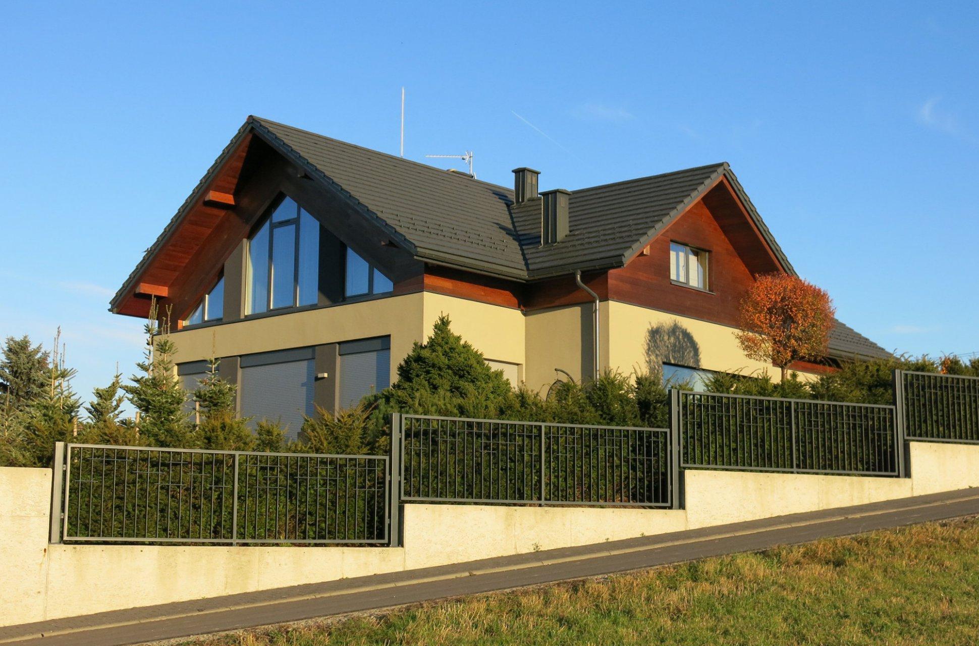 Budynek mieszkalny 8 w woj. śląskim