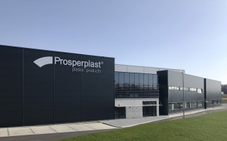 LOGISTIC CENTER OF PROSPERPLAST IN WILKOWICE