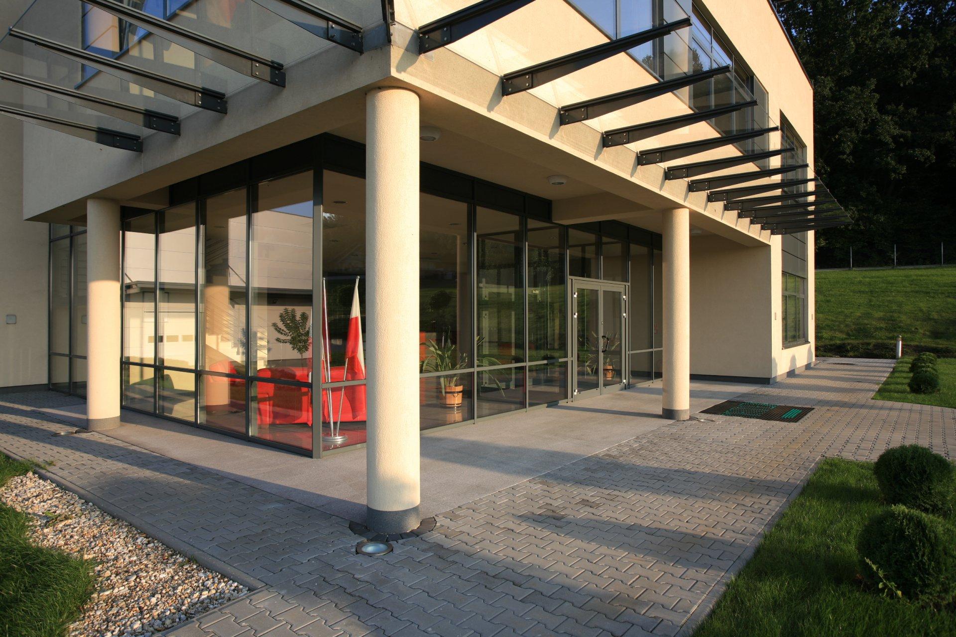 Obiekt firmy Matimex w Rudawie