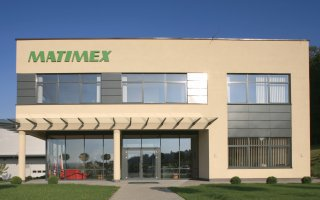 "The ""Matimex"" company's facility in Rudawa"
