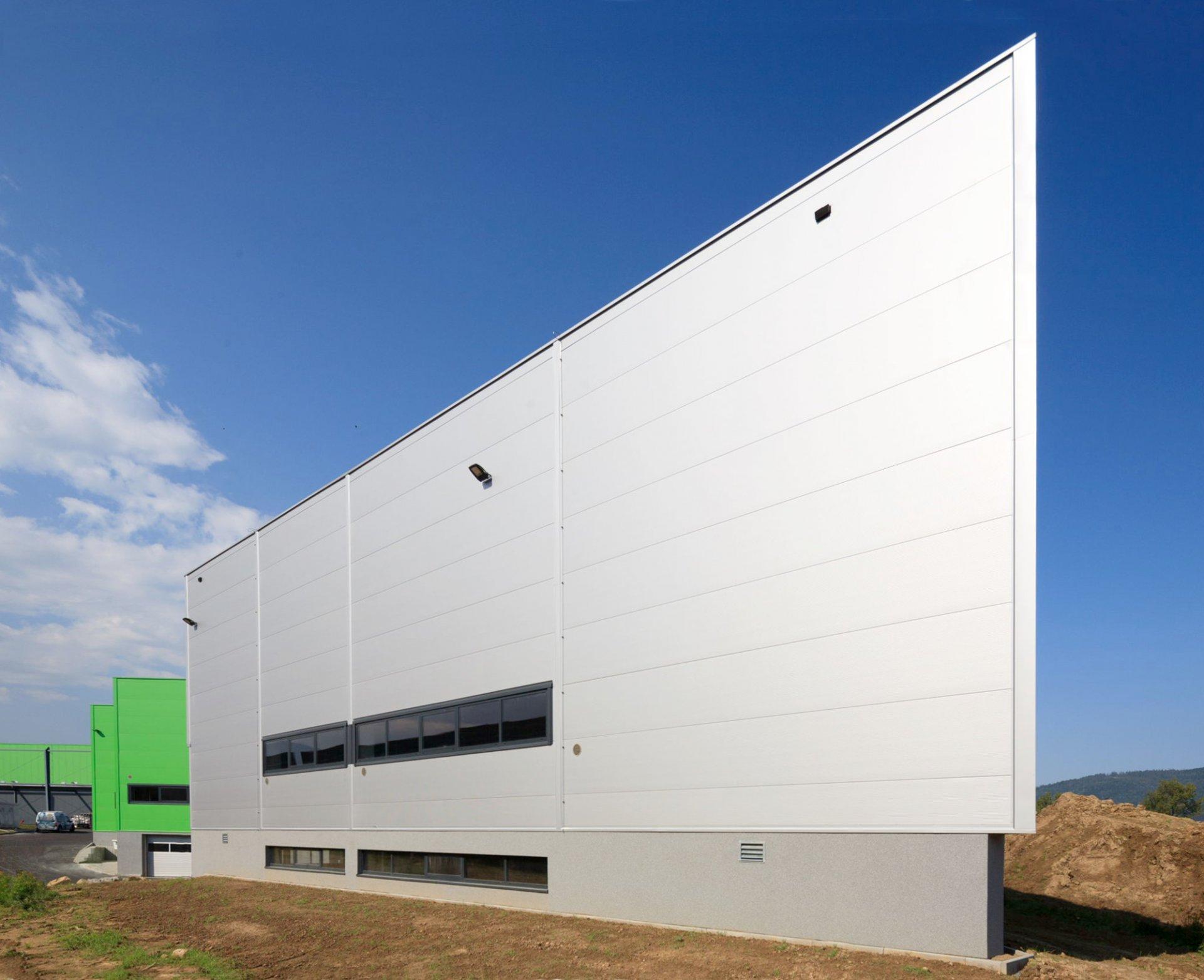 Obiekt firmy Prosperplast 6 w Rybarzowicach