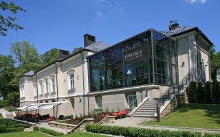 """Restauracja """"Dworek New Restaurant"""" w Bielsku-Białej"""