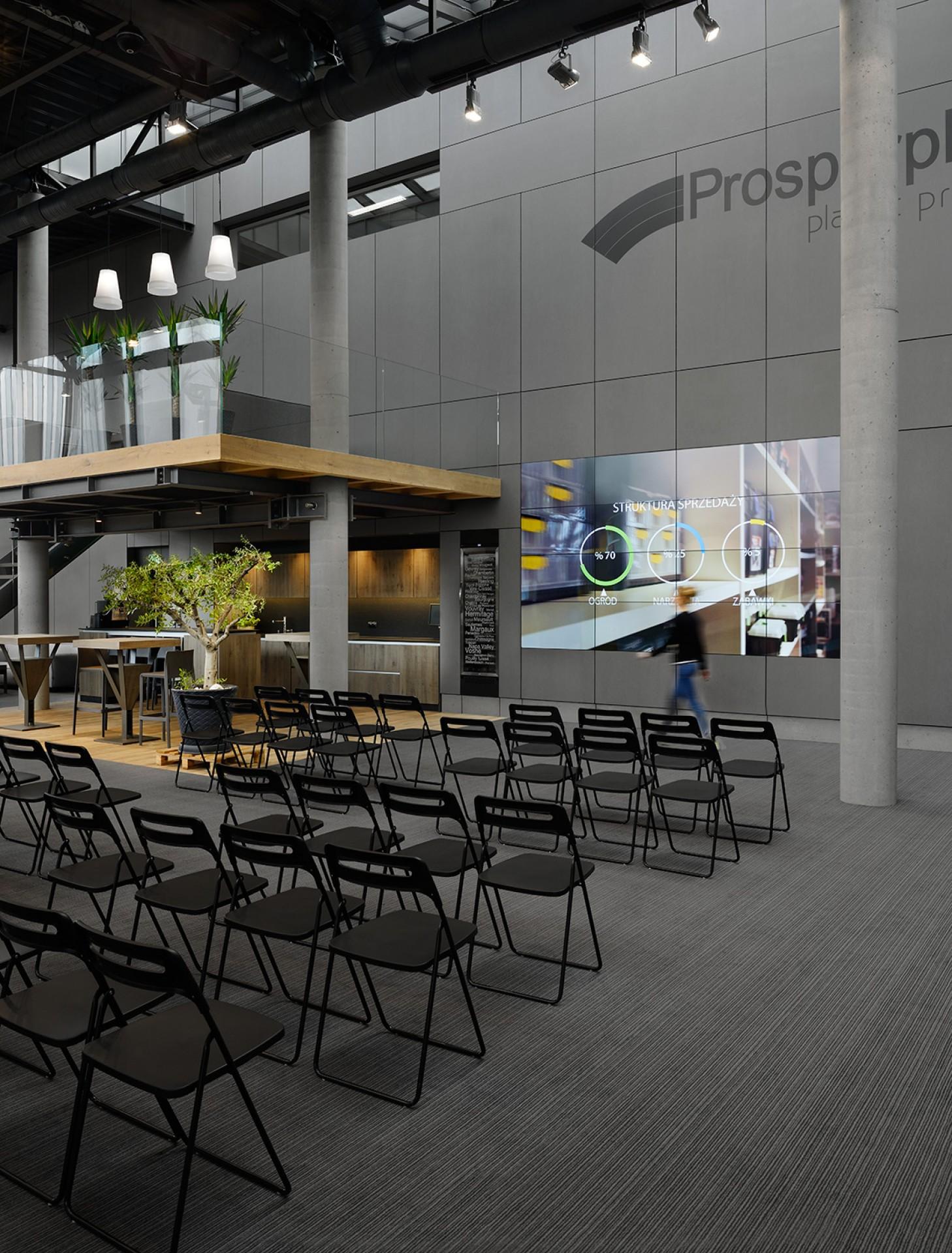 Rozbudowa obiektu firmy Prosperplast w Rybarzowicach