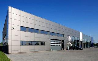 """Salon samochodowy """"Volvo"""" w Bielsku-Białej"""