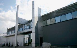 """The """"Olewnik Bis"""" Meat Processing Plant in Świerczynek"""